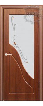 Межкомнатная дверь ДО Жасмин правая