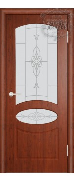 Межкомнатная дверь ДО Каролина