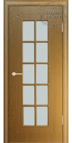 Межкомнатная дверь ДО ПР-35 с решеткой