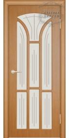 Межкомнатная дверь ДО Лотос 4