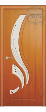 Межкомнатная дверь ДО Элегия правая