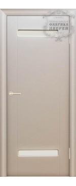Межкомнатная дверь ДО Домино 1 белая