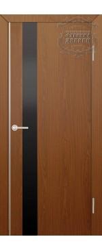 Межкомнатная дверь ДО Лайт 3 (черное)
