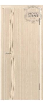 Межкомнатная дверь ДГ Сириус 1 узкое