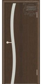 Межкомнатная дверь ДО Сириус 1 узкое