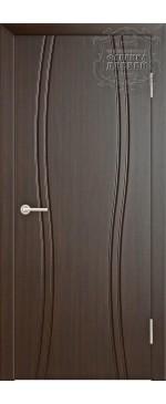 Межкомнатная дверь ДГ Сириус 2 узких линии