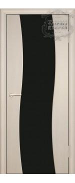 Межкомнатная дверь ДО Сириус 3 (черное)