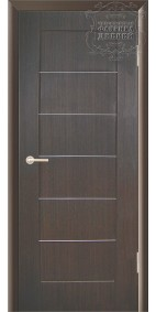 Межкомнатная дверь ДГ Люкс с молдингом