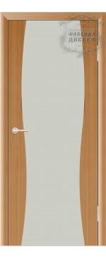 Межкомнатная дверь ДО Сириус полное стойки Ваза