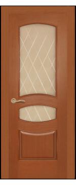 Межкомнатная дверь Гелиодор-1