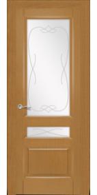 Межкомнатная дверь Малахит-4